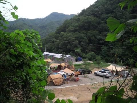 잔디팜캠핑장