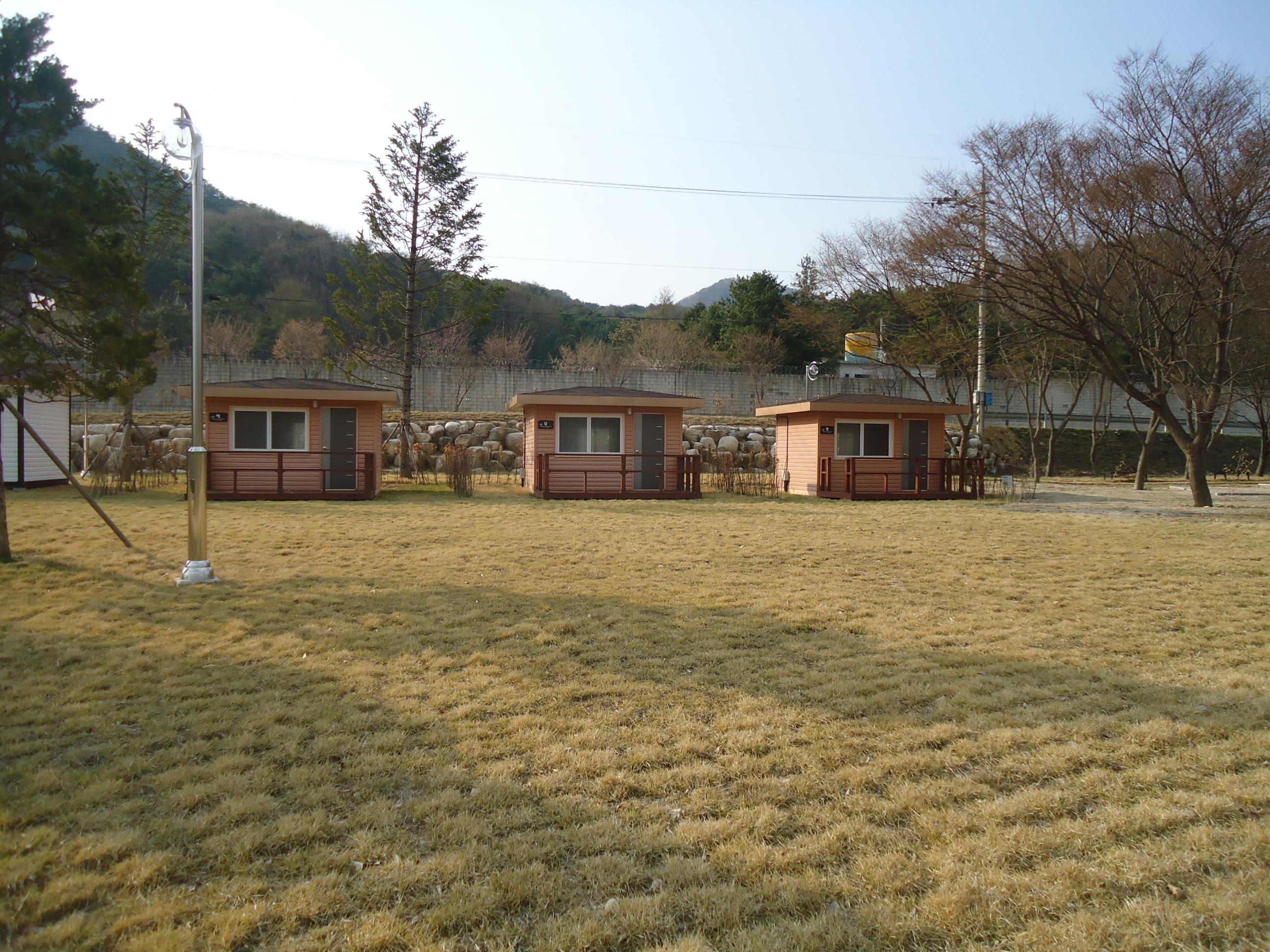 포천이동 생태공원 캠핑장