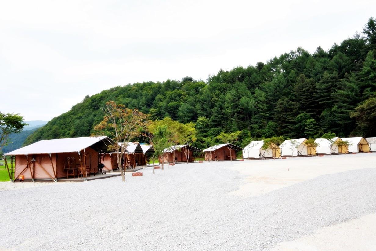 플로렌스 글램핑& 캠핑