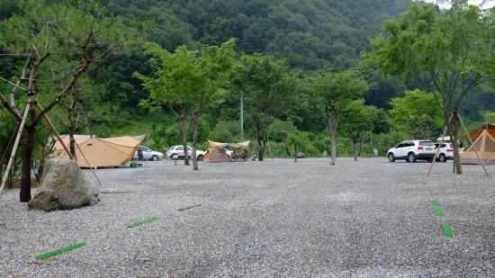홀리데이캠프캠핑장