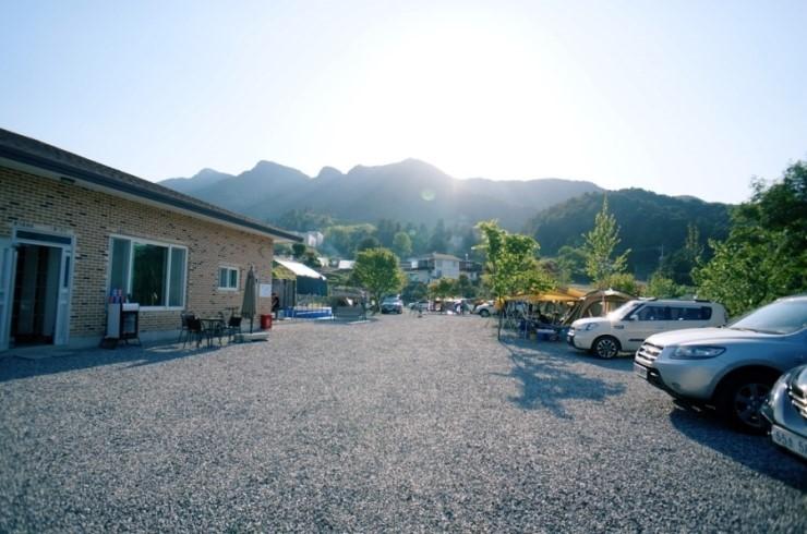 힐조캠핑장