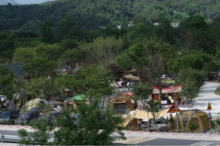 꿈에그린 캠핑장1