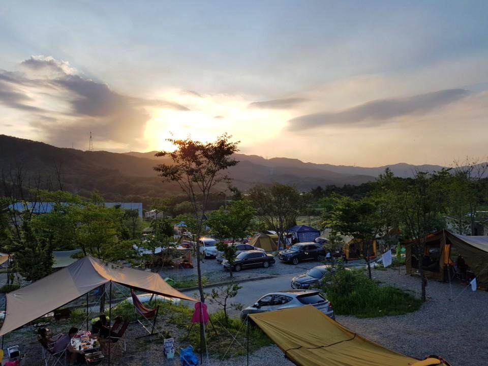 구봉산오토캠핑장