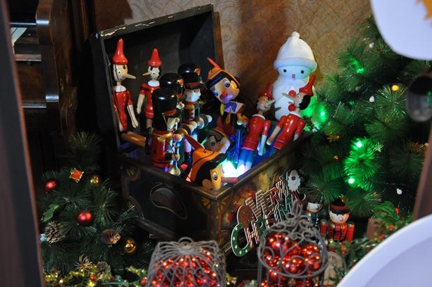 크리스마스 관련 소품