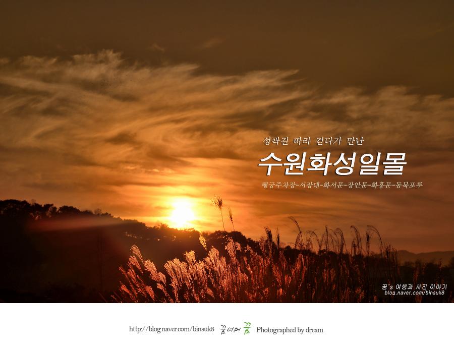 2012.12.28 수원화성일몰 병신년