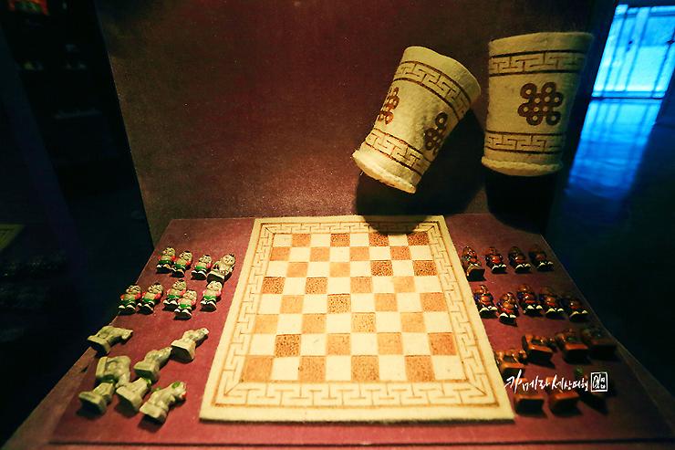몽골의 전통놀이 샤가이
