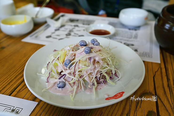 포천맛집,단호박전문요리점 호박꽃