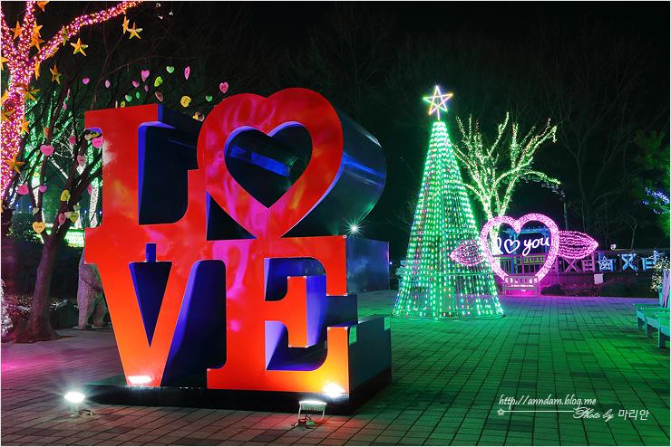 LOVE 포토존