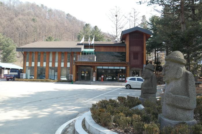 가평 유명산자연휴양림