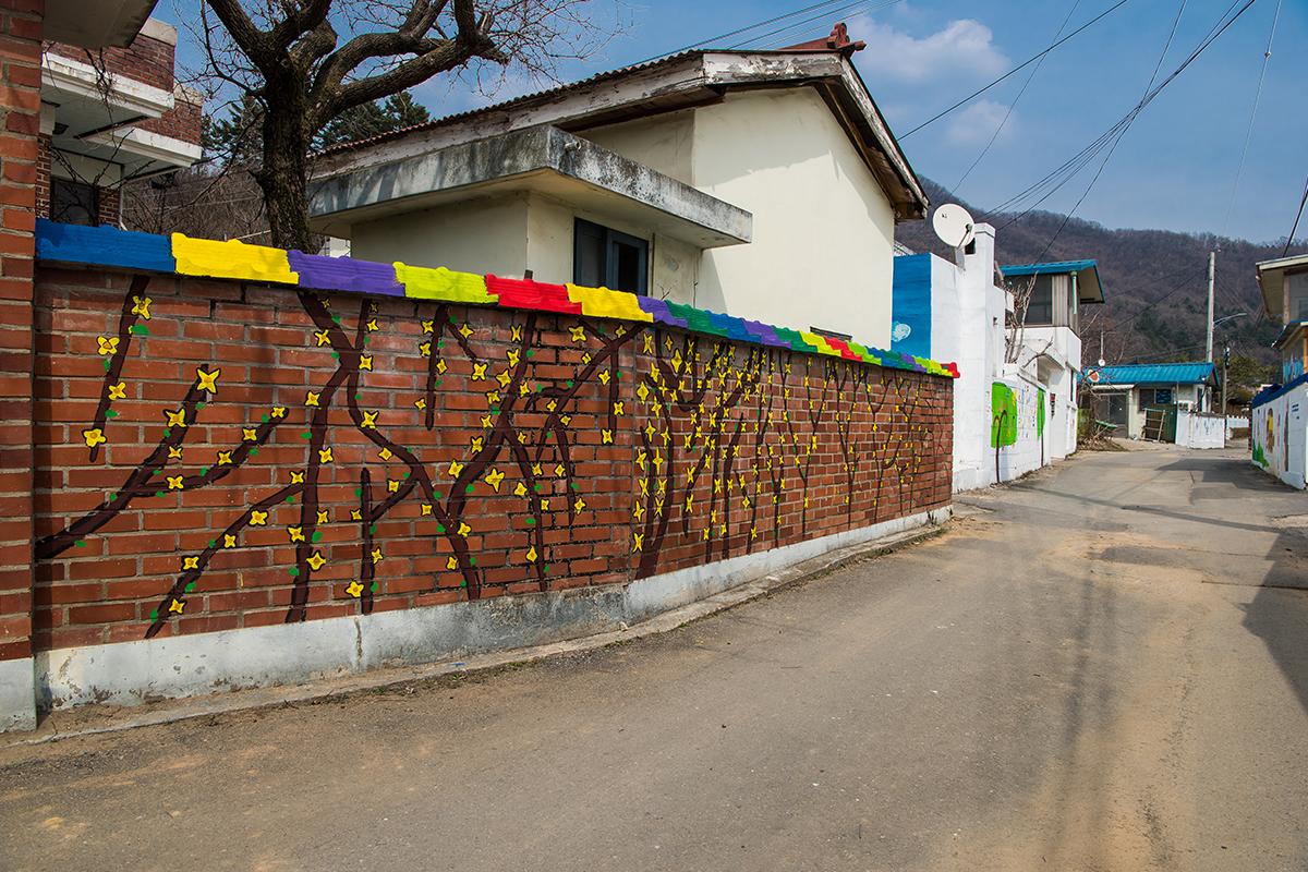 15 대대리벽화마을
