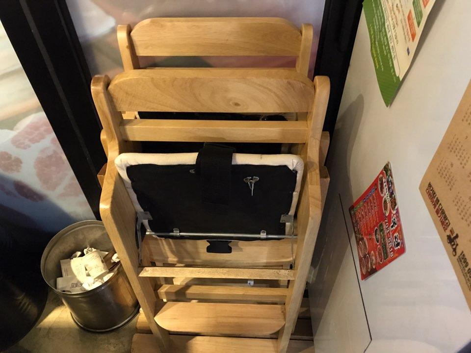 어린 아이 전용 의자