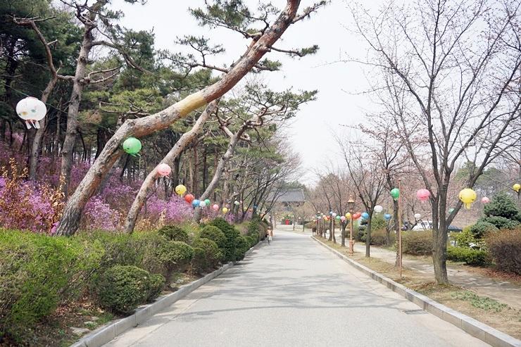 수원 봉녕사 아름다운 정원 힐링코스 추천
