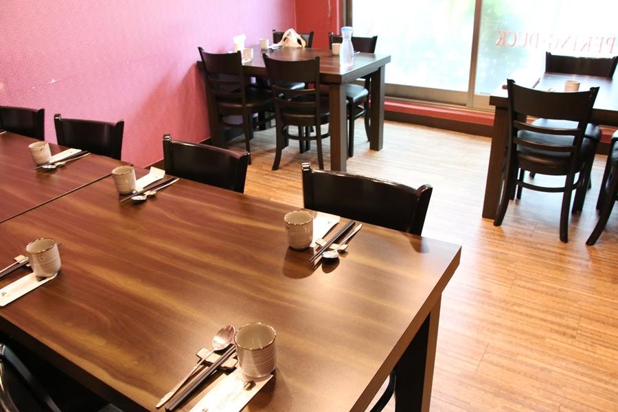 식당 내부 사진