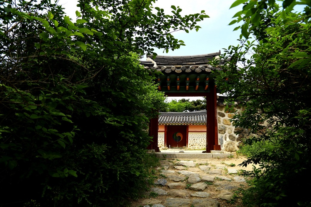 남한산성 암문