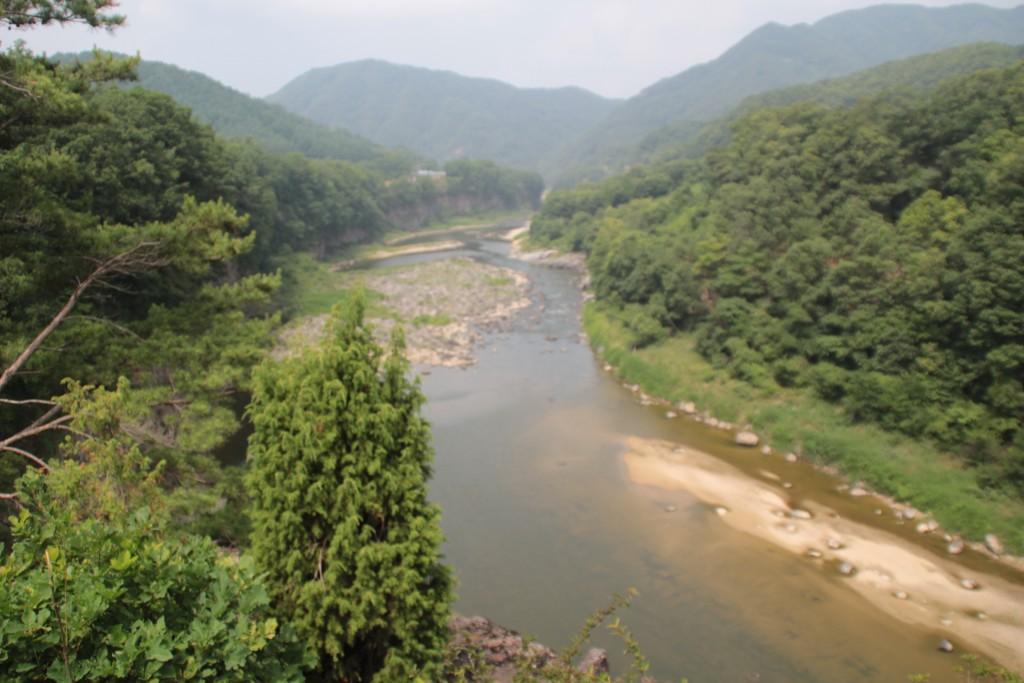 한탄강 절경