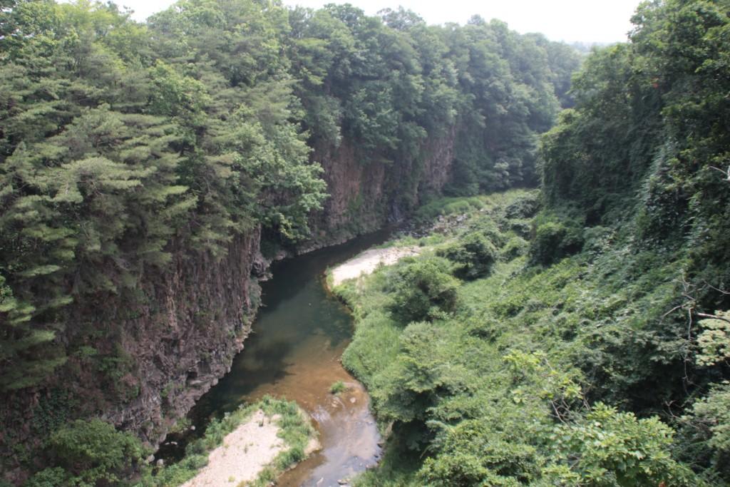 한탄강 주상절리