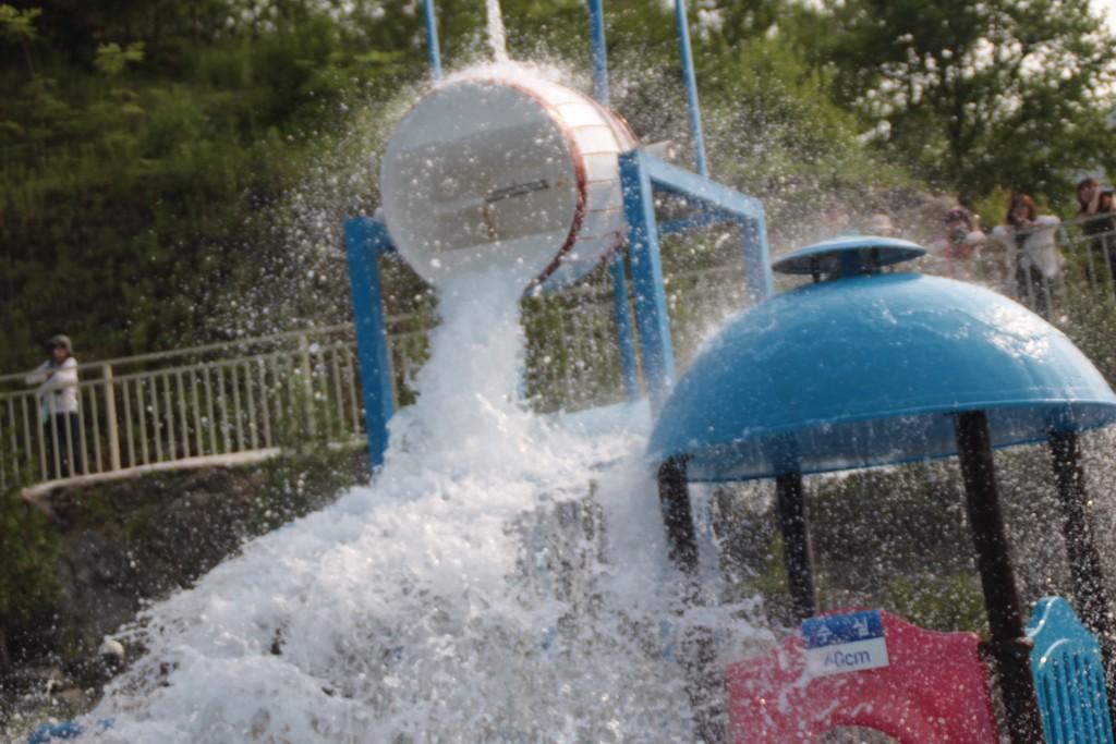 야외 물놀이터