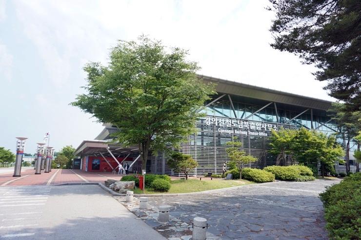 경의선 철도 남북 출입 사무소