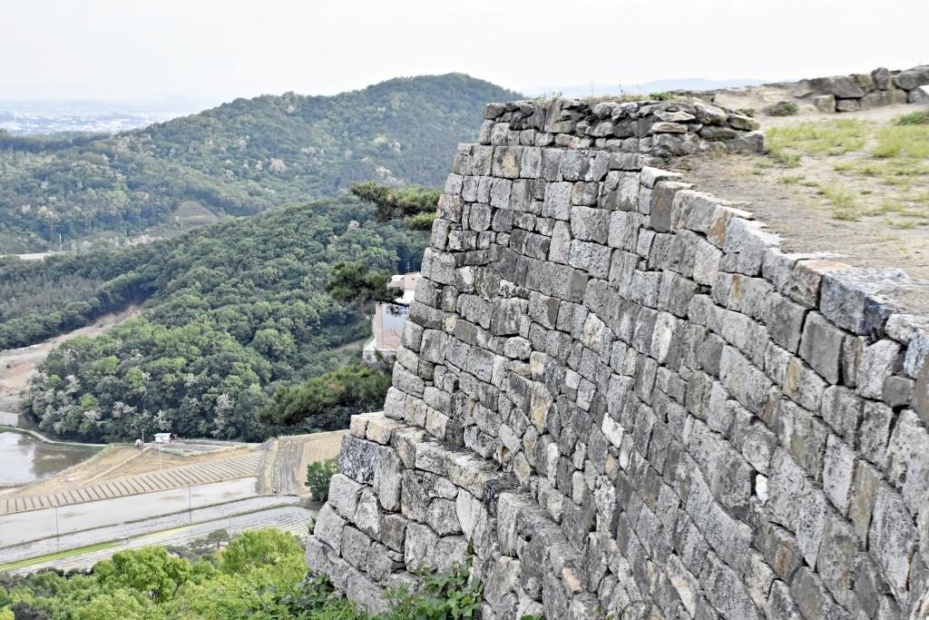 독산성 돌