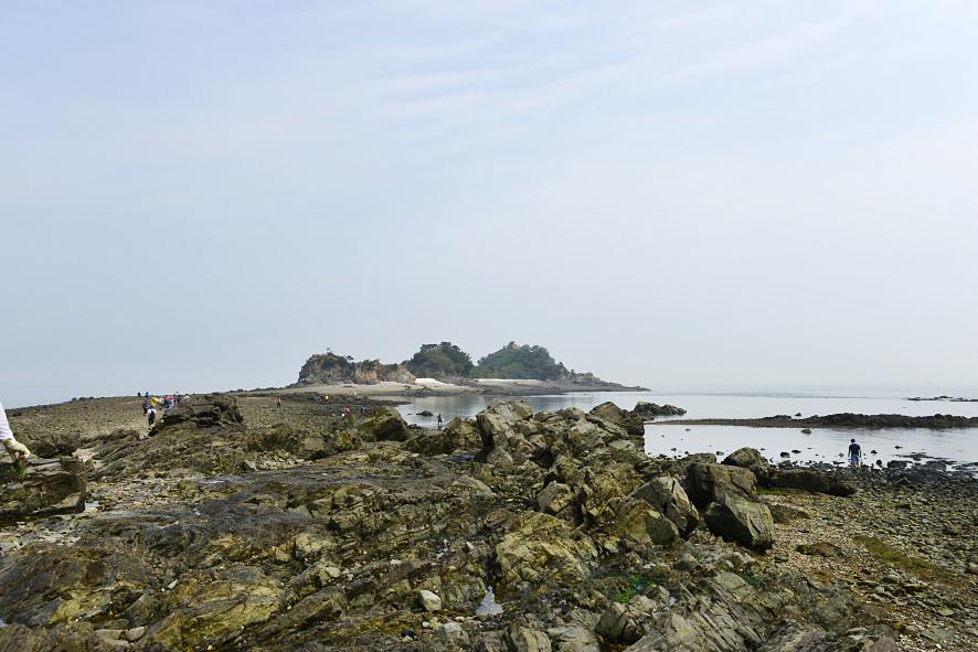 매박섬의 바다풍경