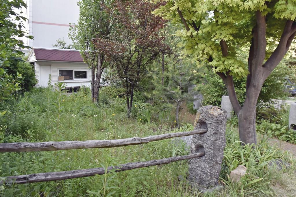 오래된 울타리