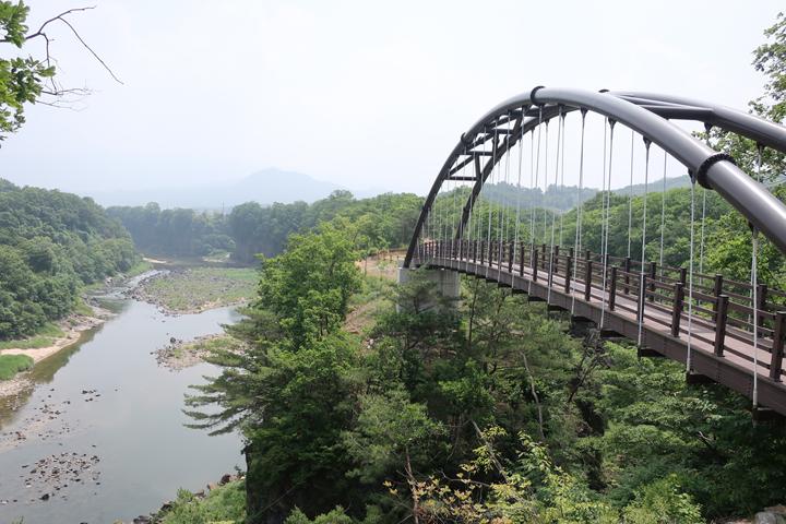 한탄·임진강 지질공원