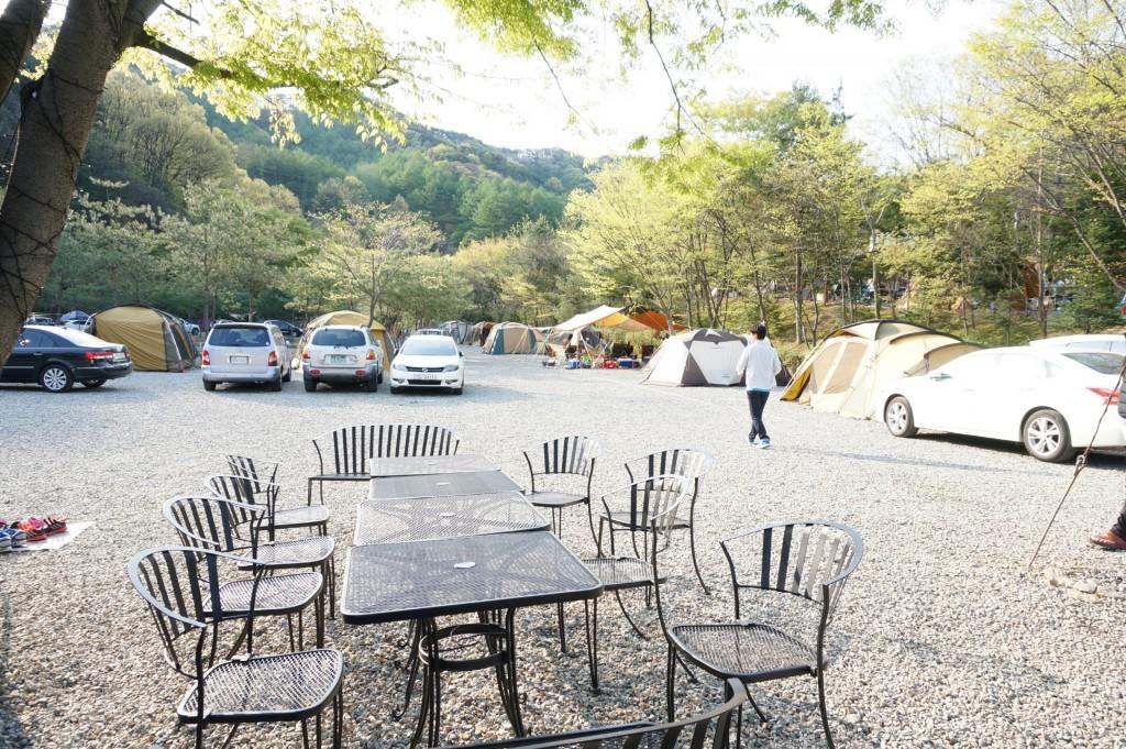 금광관광농원 캠핑장3