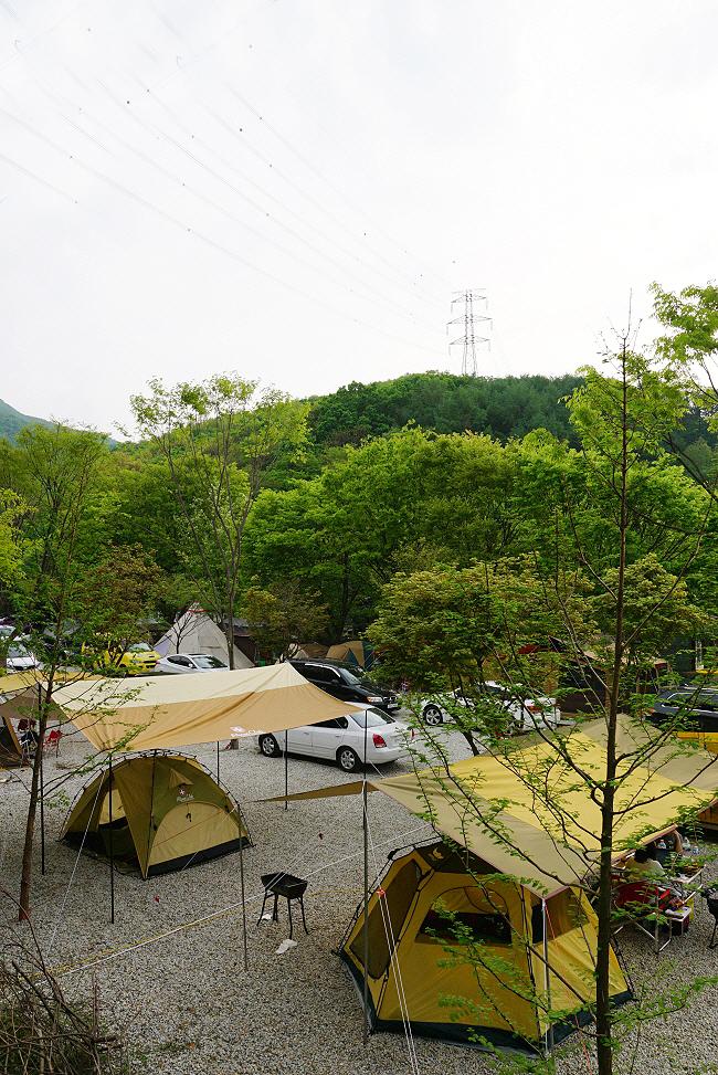 양주송천캠핑장3