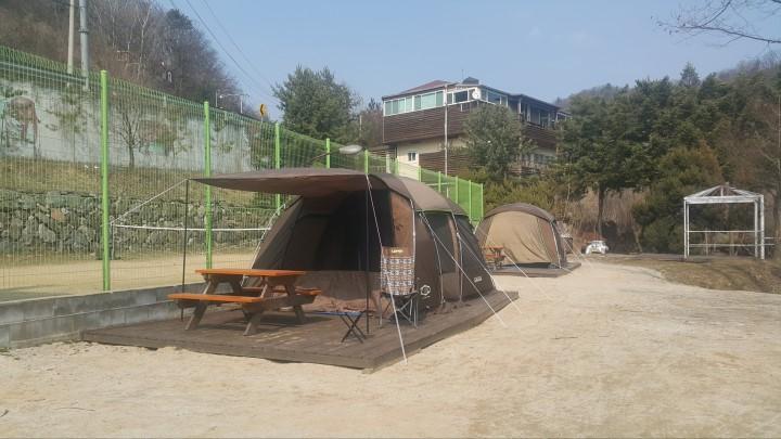 청평다감 캠핑장