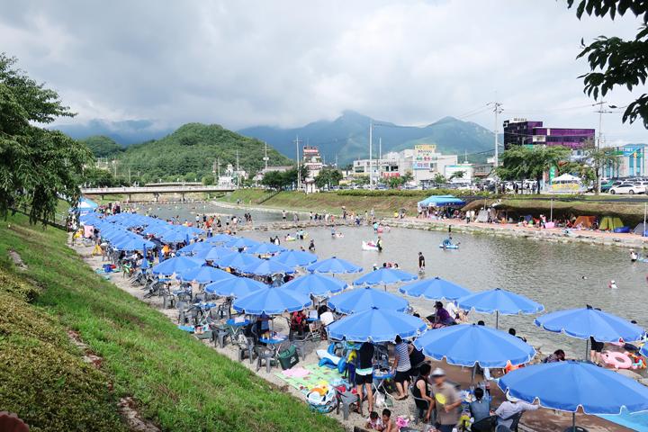 양평 사탄천