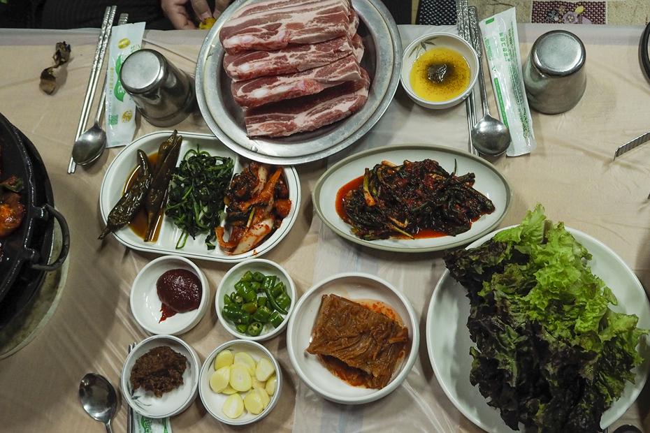 [양평맛집] 41년전통 고기맛집 한강정육점식당