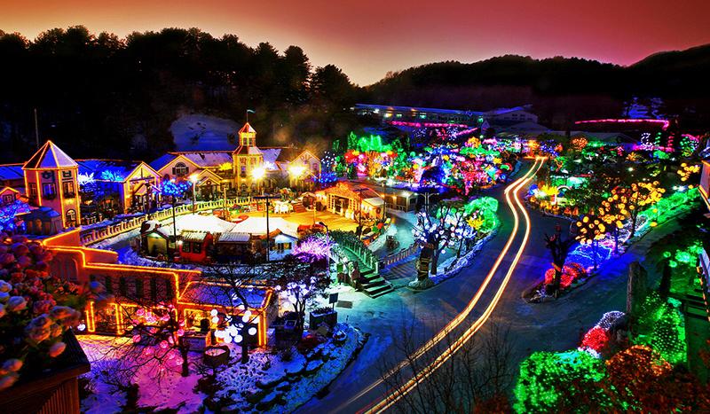 허브아일랜드 불빛동화축제 2018 - Lighting Fantasia