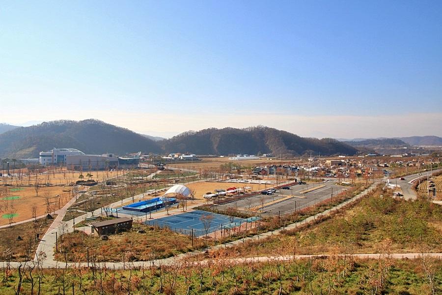 연천 가볼만한곳 한탄강 국가지질공원 홍보관 &재인폭포