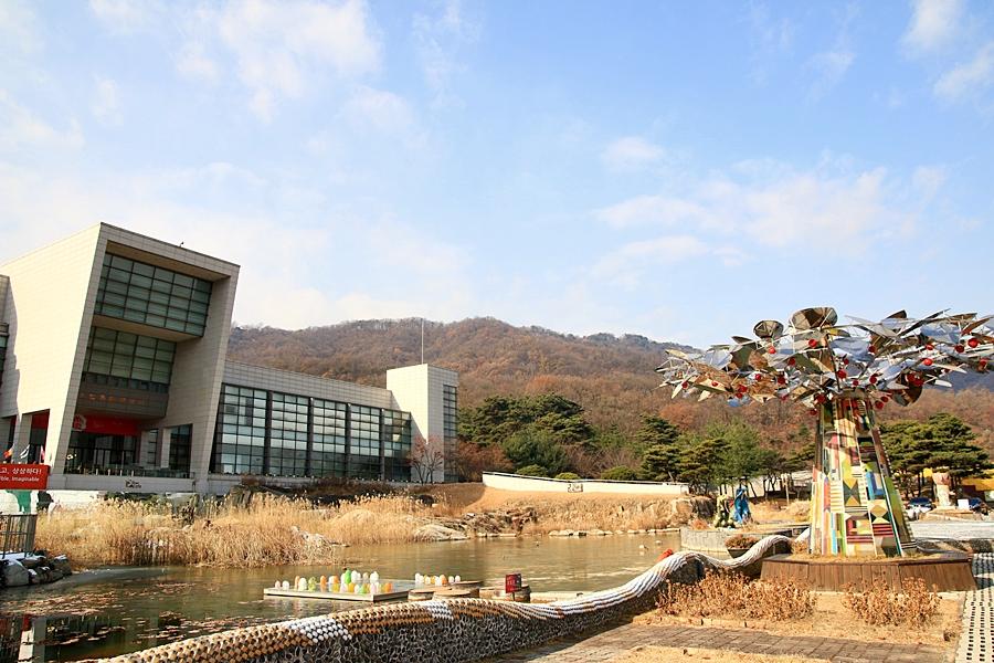 경기도 이천 가볼만한곳 세라피아 겨울전시 꽃담&행복한동물원