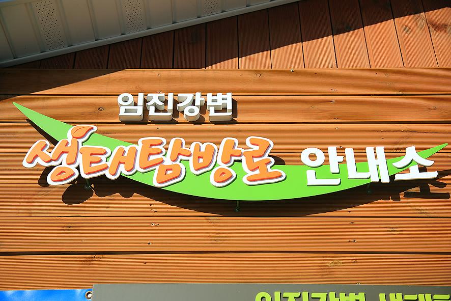경기도 파주 임진강변 생태탐방로 그래피티작품 엘시드