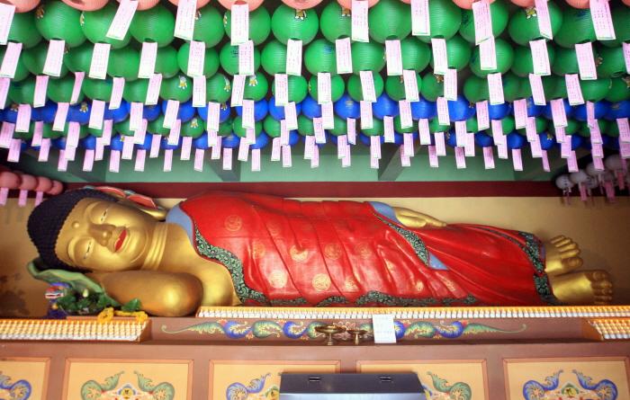 Wawoojongsa Temple, Yongin2