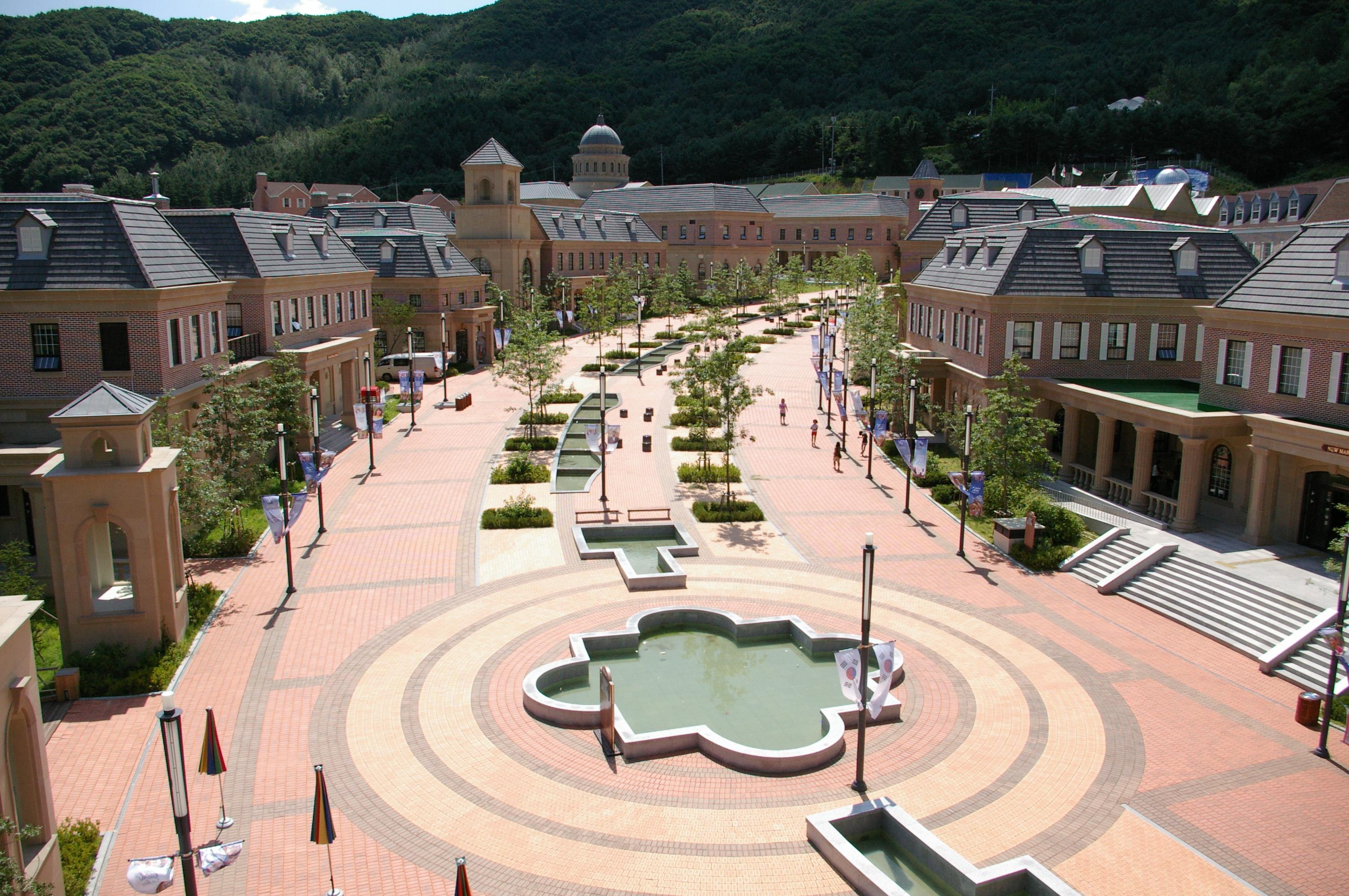 Yangpyeong English Village3