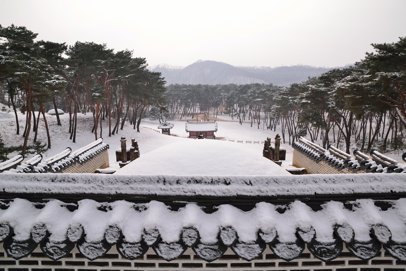 Royal Tombs of the Joseon Dynasty4