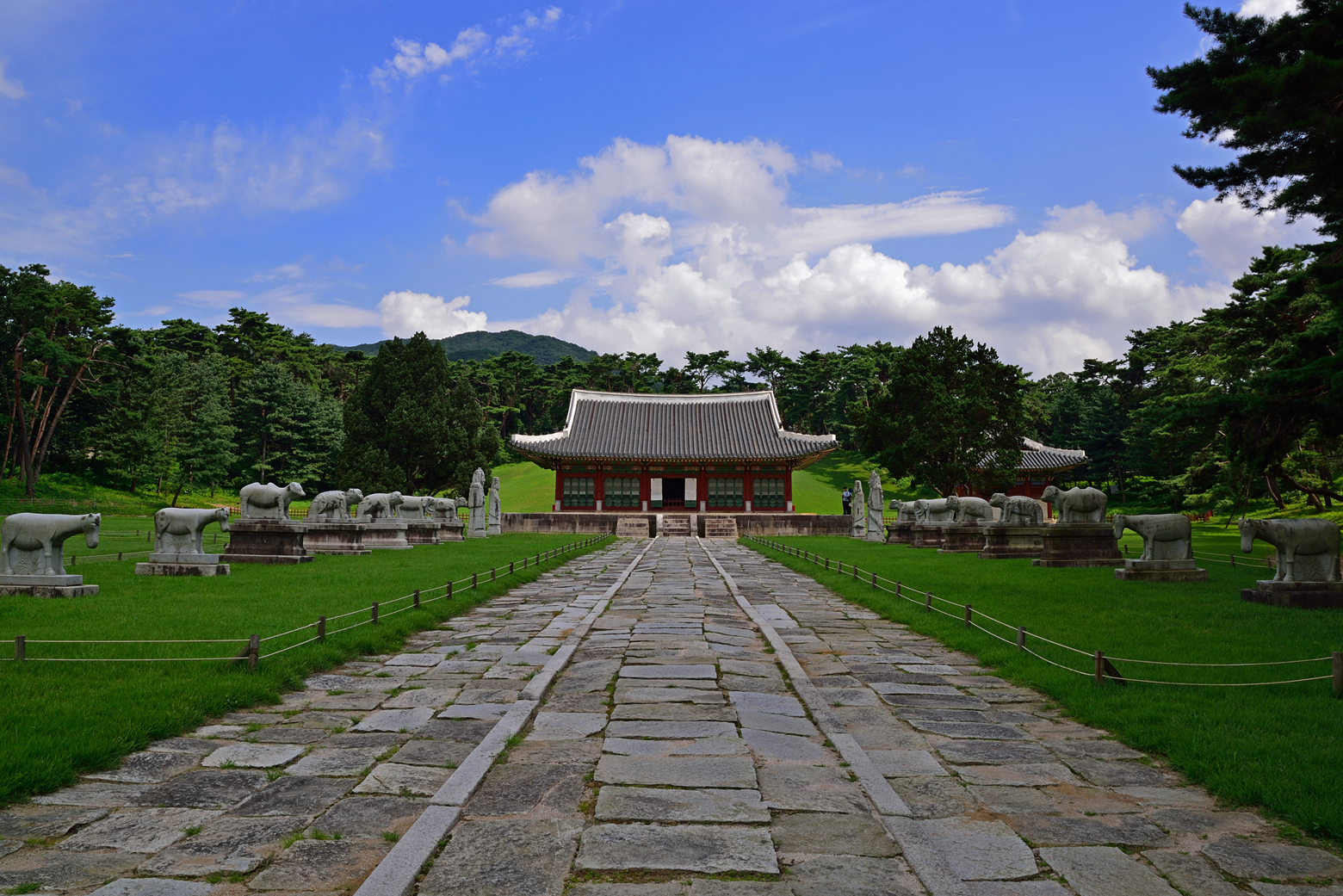 Royal Tombs of the Joseon Dynasty1