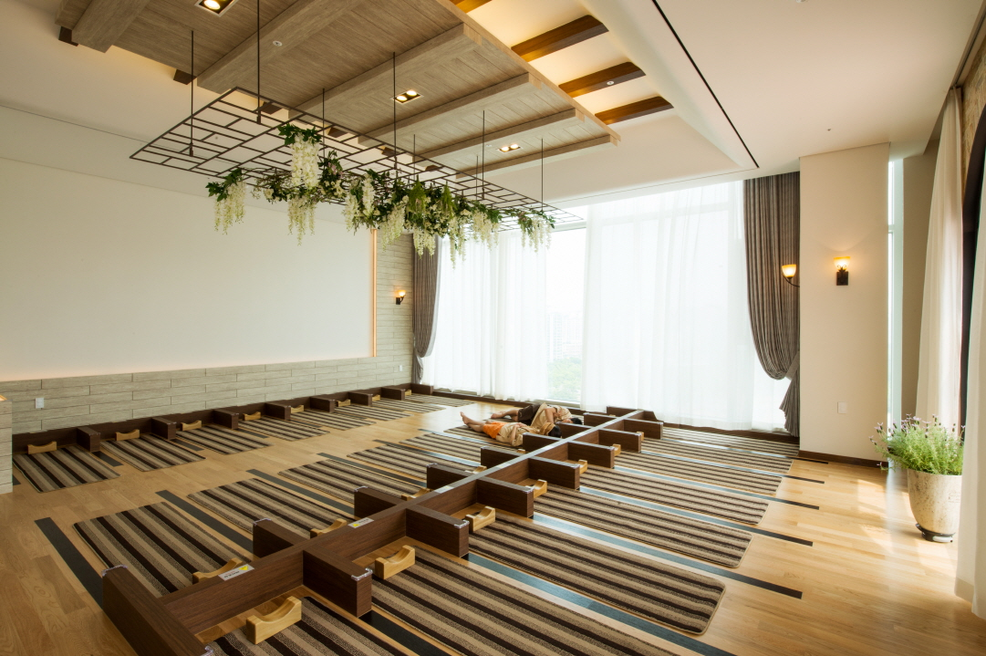 Onemount Healing Center Goyang2