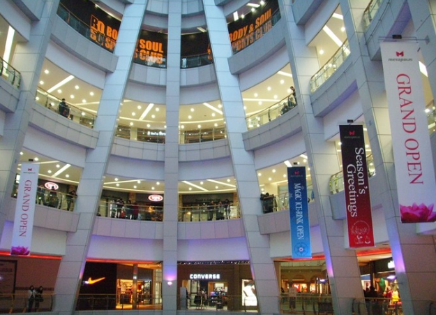 Dongtan Centre Point Mall2