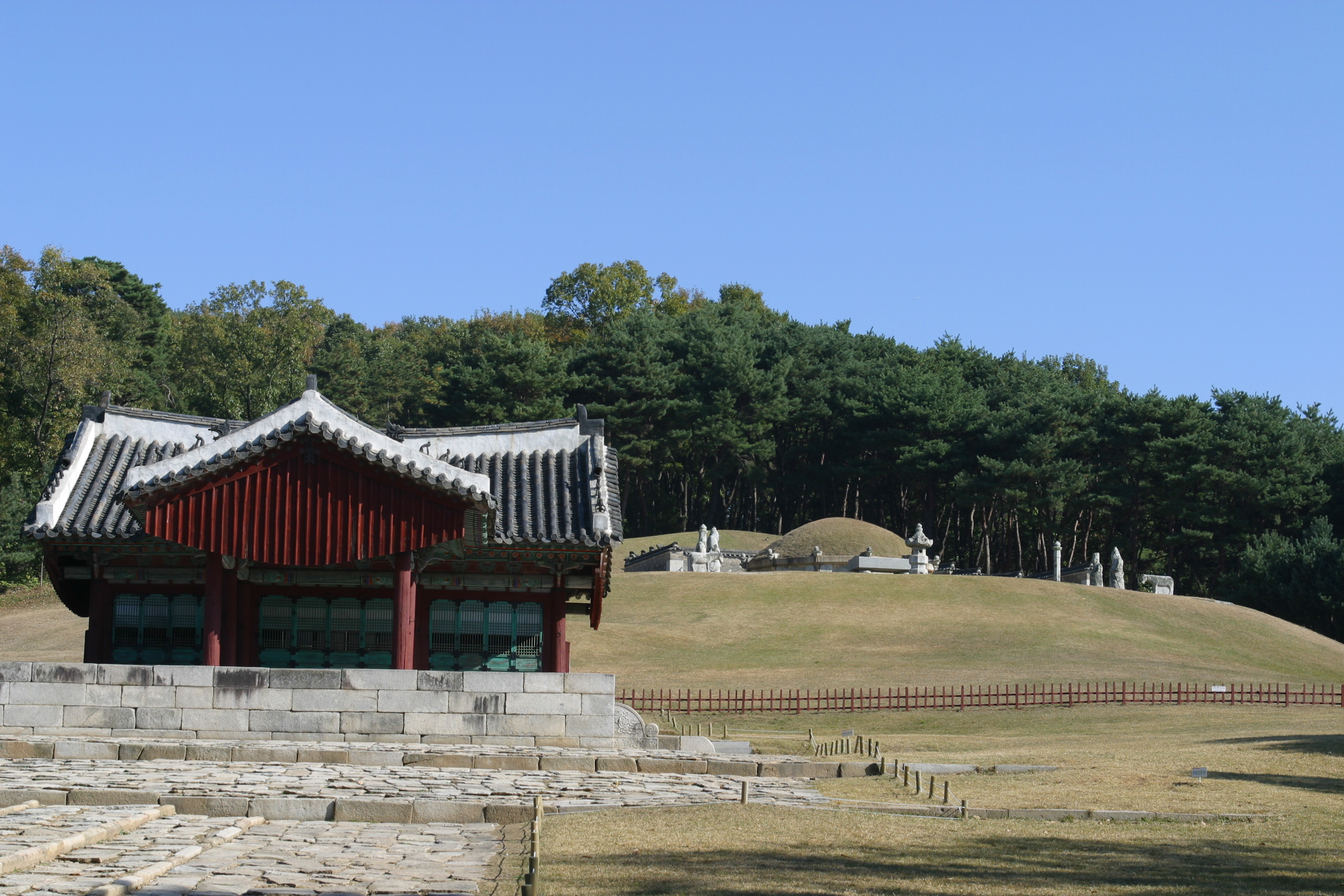 Yungneung and Geolleung Royal Tombs [UNESCO World Heritages]