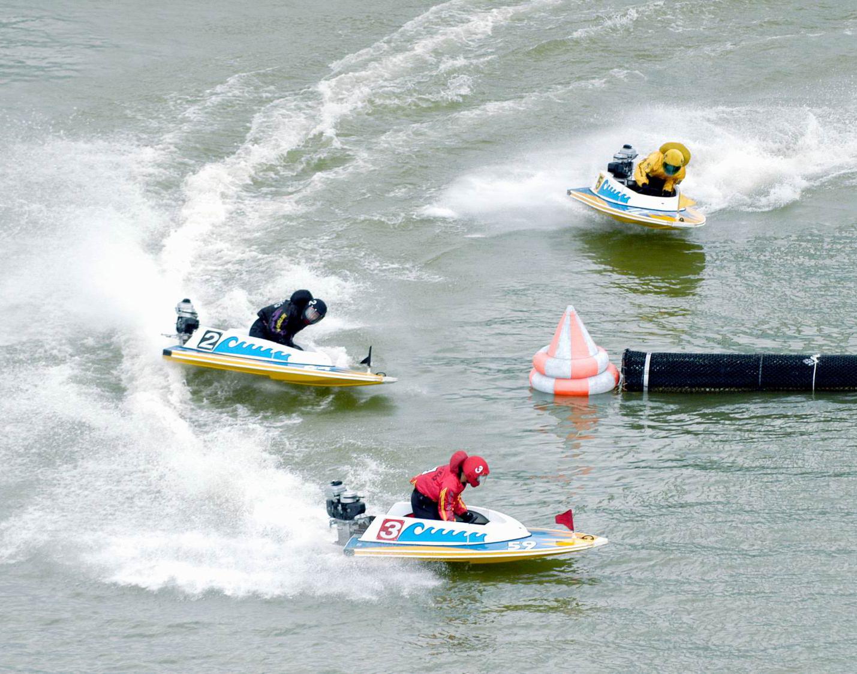 Misari Boat Race Course2