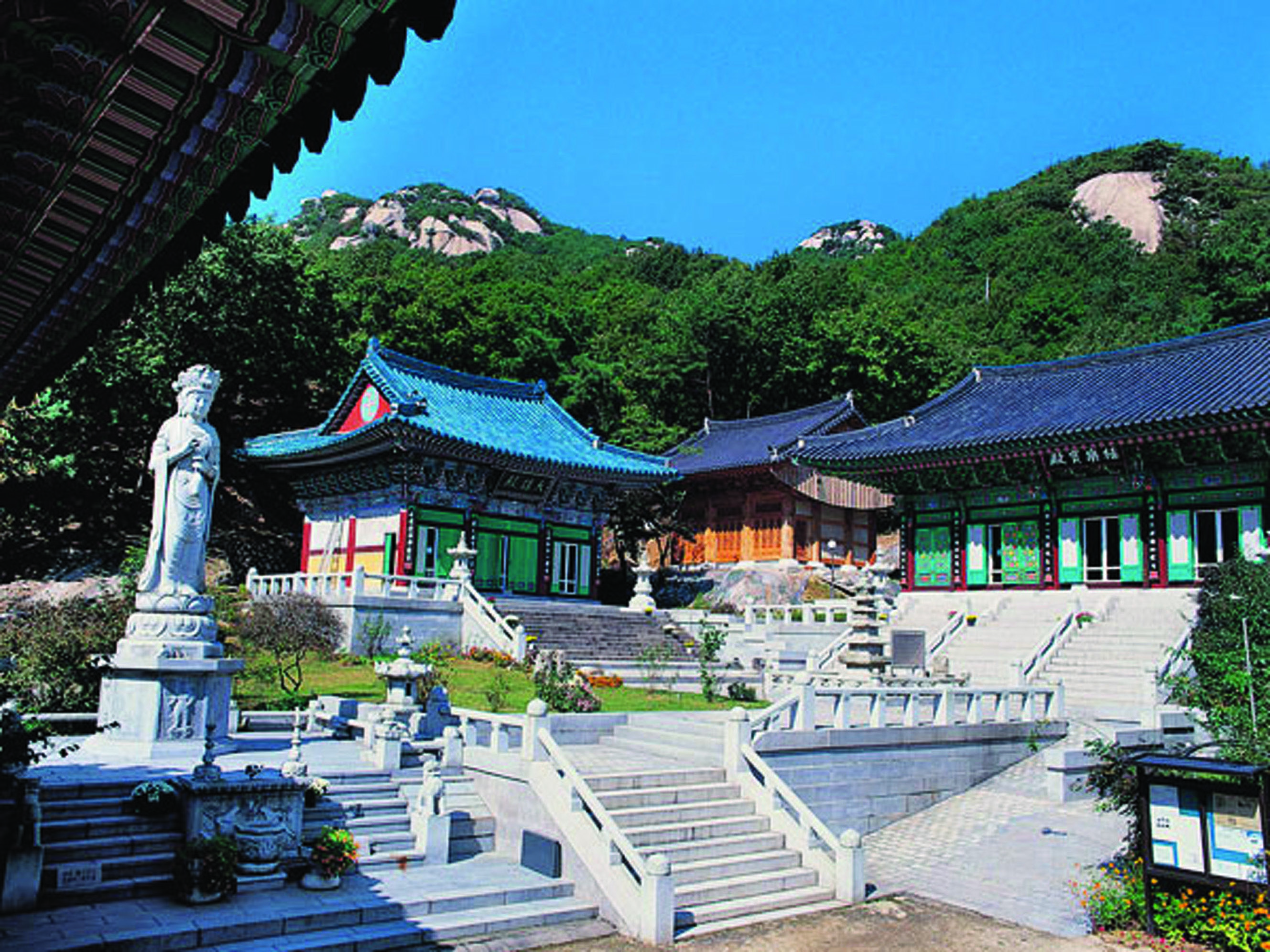 Hoeryongsa Temple