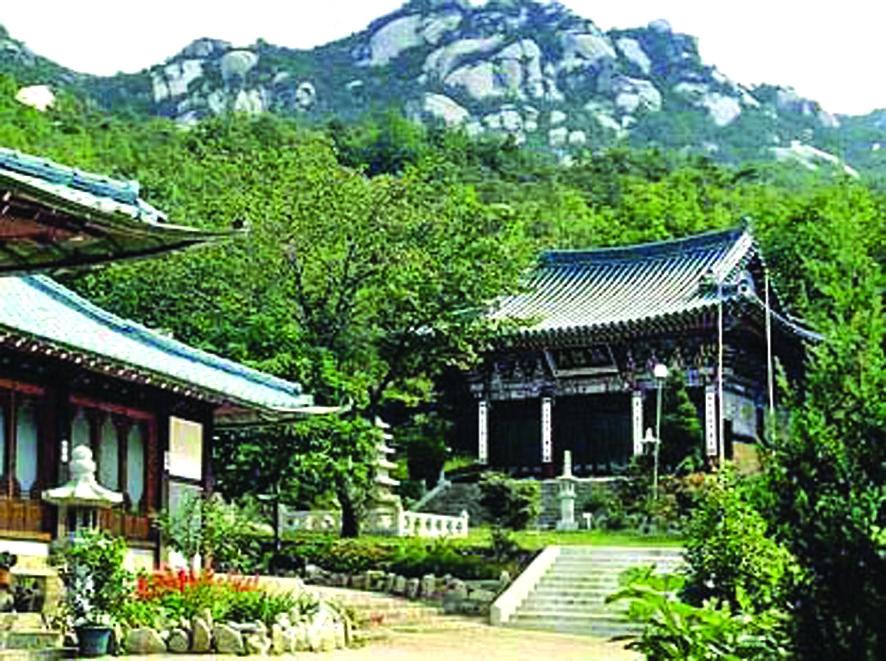 Hoeryongsa Temple2