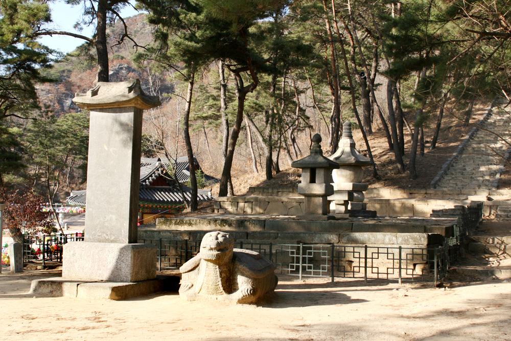 Hoeamsa Temple Site1
