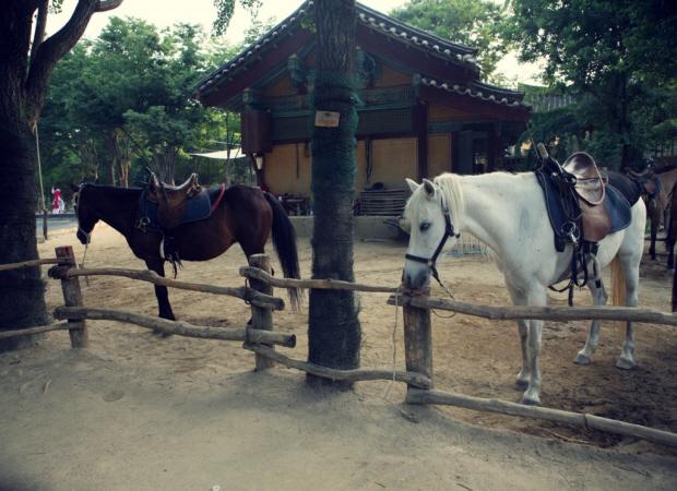 Korean Folk Village2