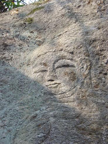 Rock-carved Bodhisattvas of Munsusan Mountain1