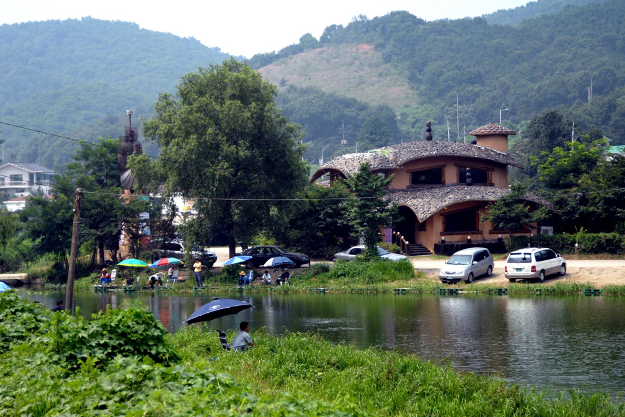 Murwang Reservoir