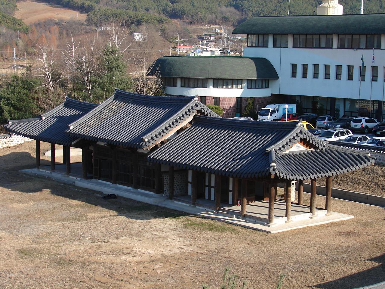 Anseong Shrine